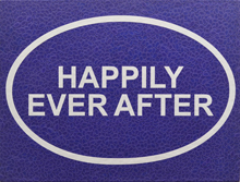 Damon Tong | Happily Ever After (Blue)