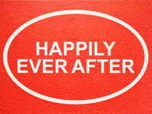 Damon Tong | Happily Ever After (Red)