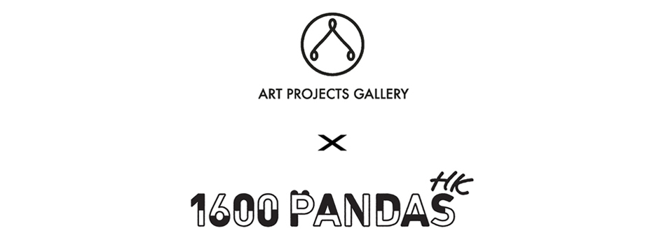 Art Projects Gallery x 1600 Panda World Tour HK